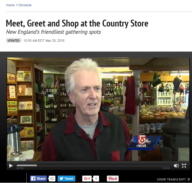 boston s wcvb chronicle unique new england country stores the